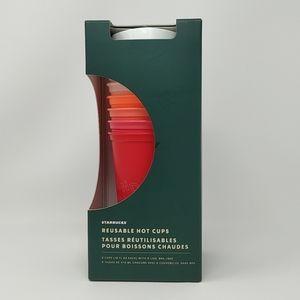 Starbucks Reusable Hot Cups Holidays '19 011101371